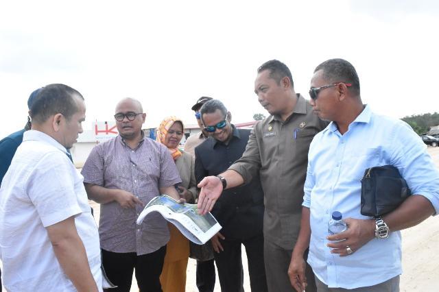 Pansus DPRD Pekanbaru Kunlap ke KIT