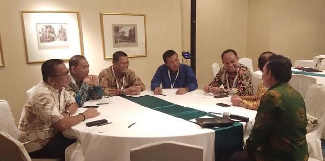 Tingkatkan Pembangunan Konektifitas Daerah Perbatasan Pemkab Inhil Kerjasama dengan Tanjab Barat dan Tanjab Timur